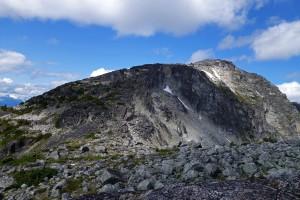 View of Taylor Peak