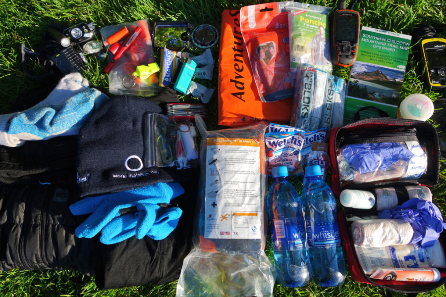 The 10 Essentials for Type 1 Diabetics in the Backcountry