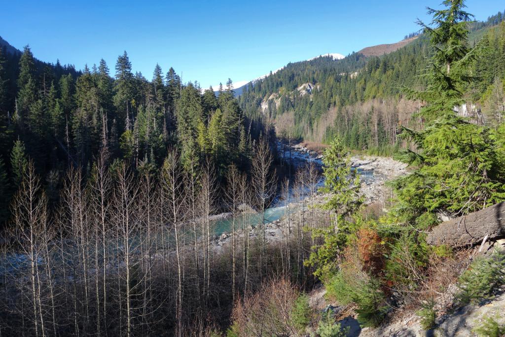Keyhole Falls, Pemberton, Hiking, Natural Hotsprings