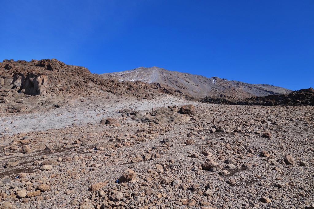 Kibo Hut marangu route mt kilimanjaro