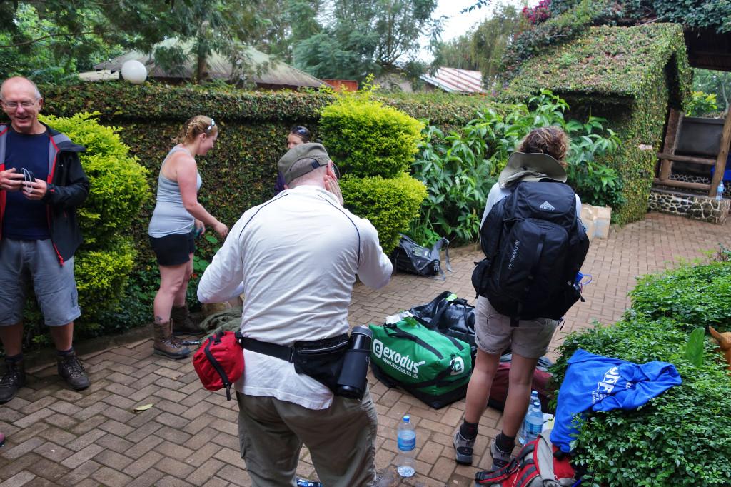 2014 Kilimanjaro Team JDRF