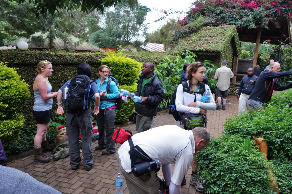 2014 Kilimanjaro Team JDF
