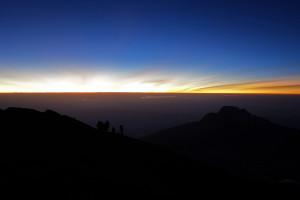 Sunrise on the Winter Solstice