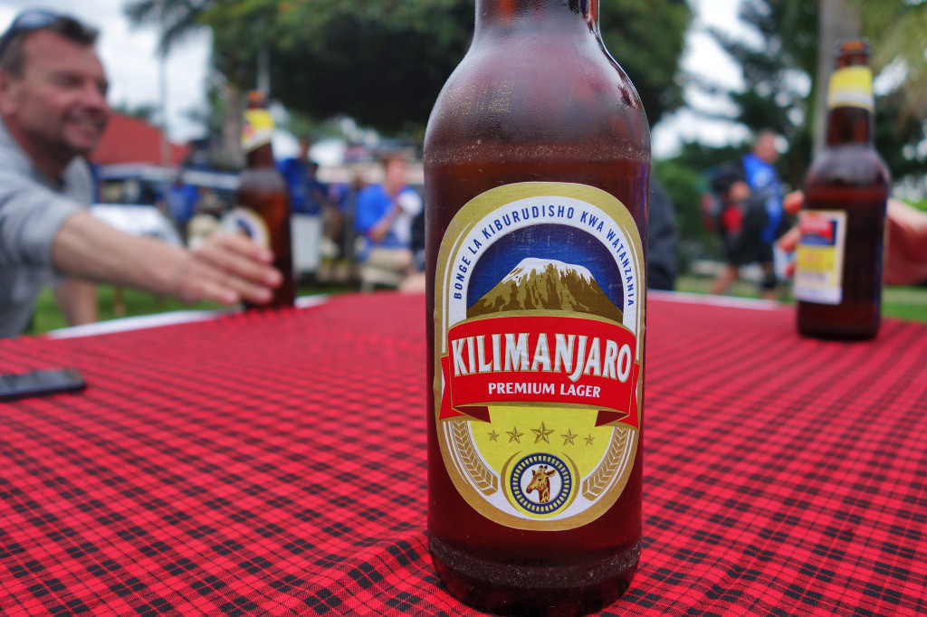 Victory Beer Moshi Tanzania Mt. Kilimanjaro