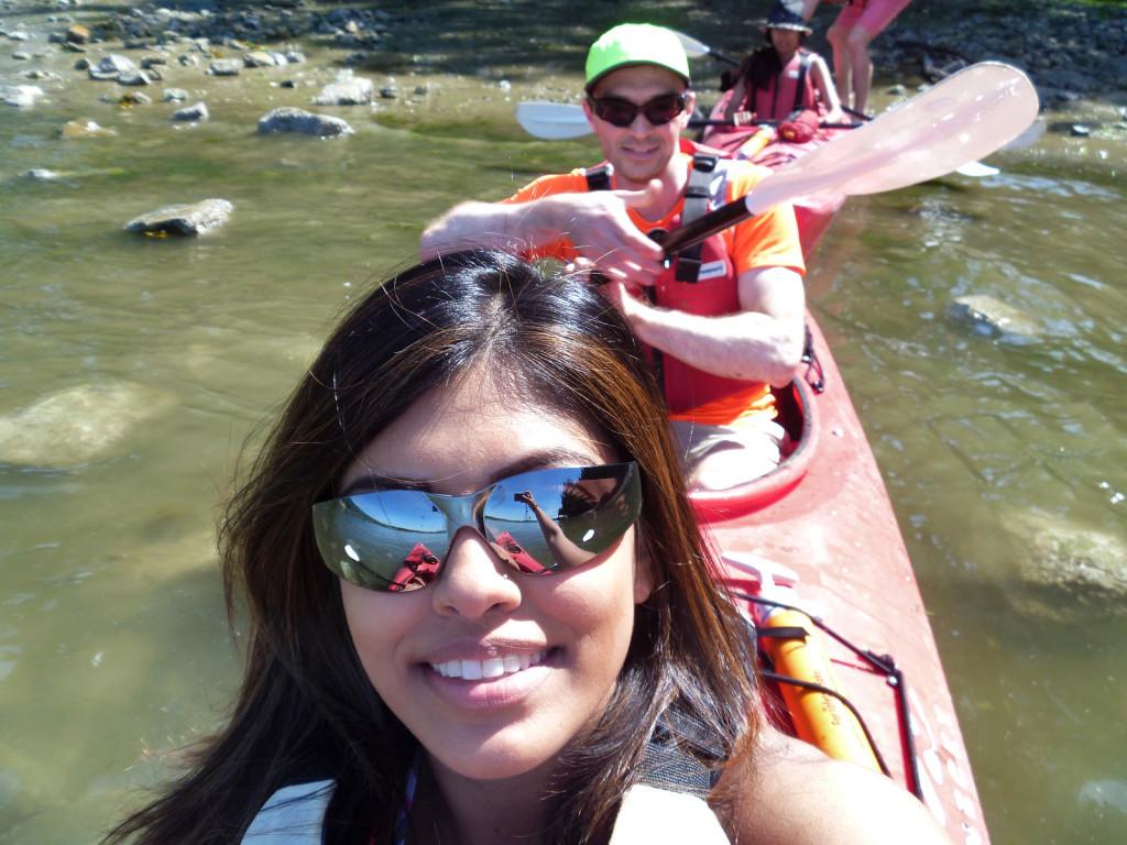 Kayaking the Indian Arm Twin Islands Belcarra Bay