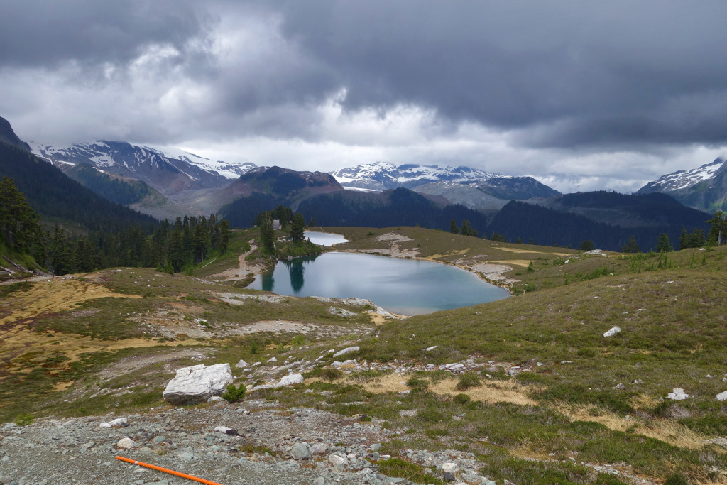 Elfin Lakes Garibaldi Provincial Park