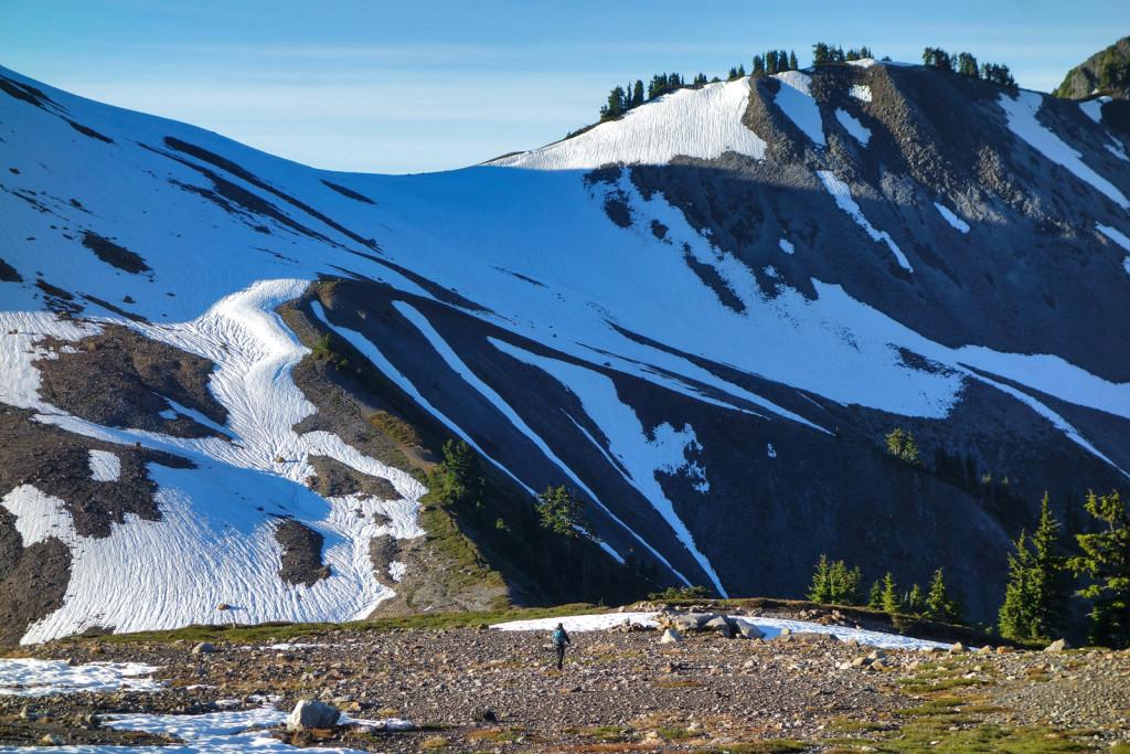 the saddle, elfin lakes, garibaldi provincial park, squamish, adventures of a t1d, ashika parsad