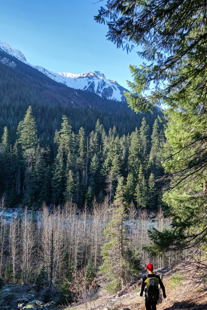 Pebble Creek Hotsprings Trail, Keyhole Falls, Pemberton, Hiking, Natural Hotsprings