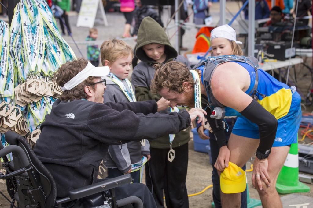 Ian MacNairn, Trail Running, Adventures of a T1D, Type 1 diabetes, Ultra Running, Ultra Trail Harricanna