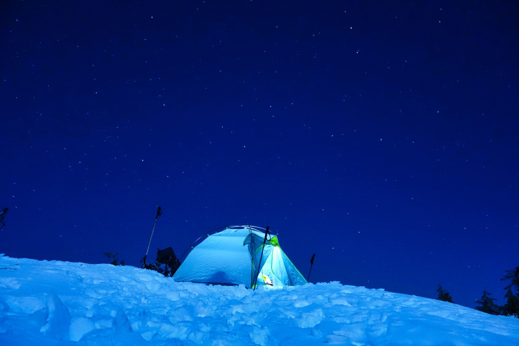 Grouse Mountain, North Vancouver, Ashika Parsad, Hiking, Winter, Type 1 Diabetes