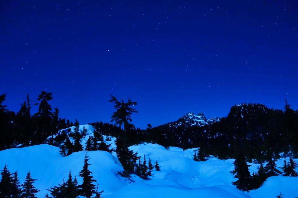 Grouse Mountain, North Vancouver, Ashika Parsad, Hiking, Winter, Type 1 Diabetes, Crown Mountain
