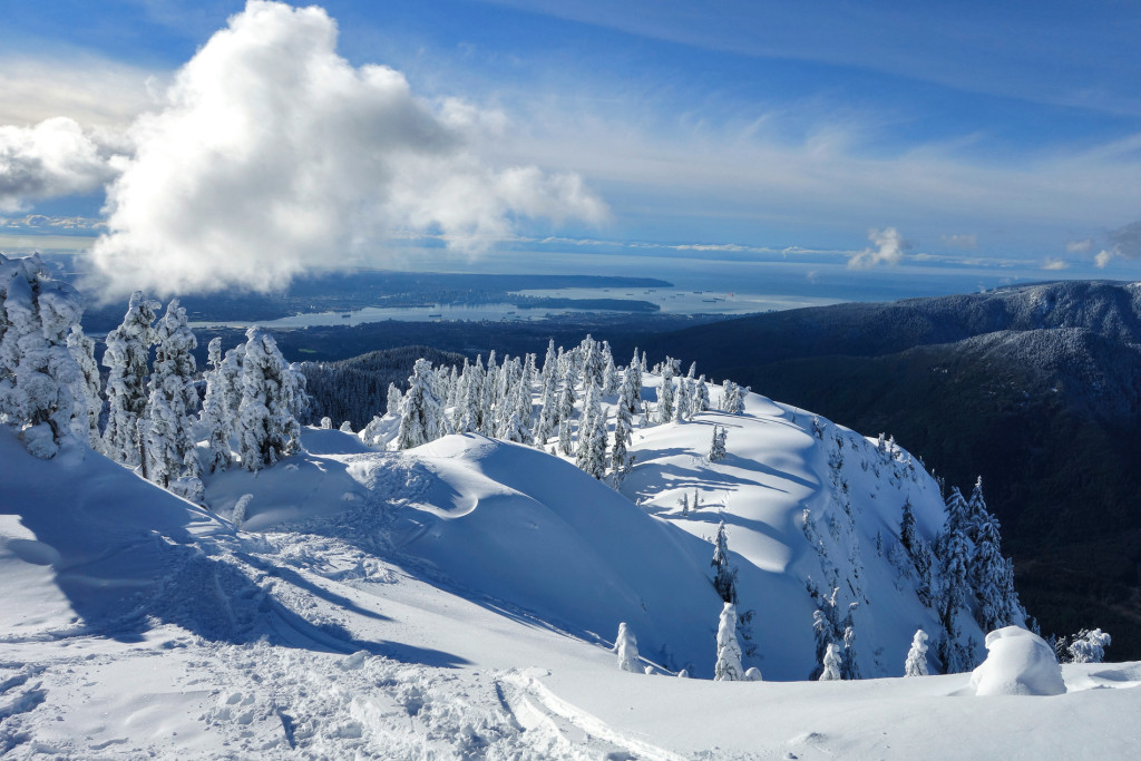 Tim Jones Peak, Mount Seymour Provincial Park, Adventures of a T1D