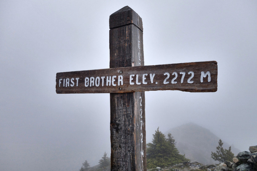 First Brother Summit Post
