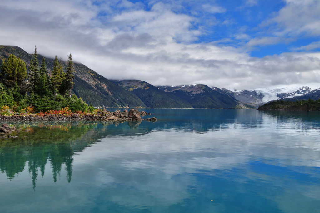 Garibaldi Lake, Garibaldi Lake Hike